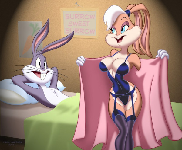 Speaking, try lola bunny hot po completely agree
